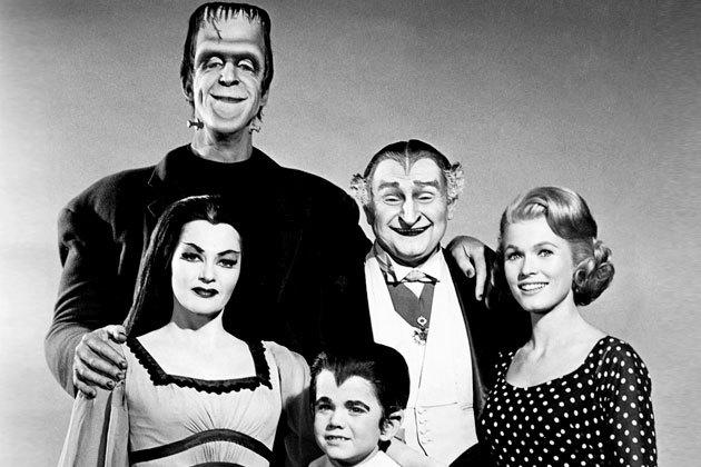 'La familia Monster' original.