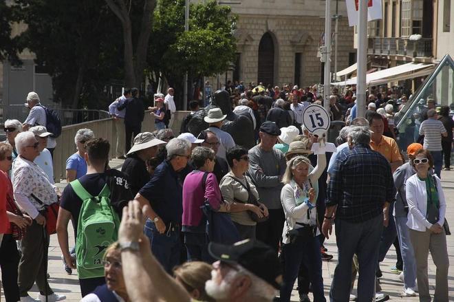 La turismofobia brota en m laga andalucia home el mundo - El mundo andalucia malaga ...