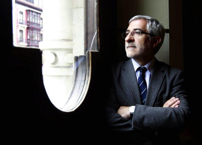 El ex coordinador de Izquierda Unida Gaspar Llamazares.