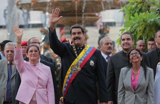 Venezuela acusa a Trump de amenazar la estabilidad de América Latina con su
