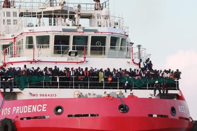 Médicos Sin Fronteras suspende el rescate y búsqueda de migrantes y refugiados en el Mediterráneo
