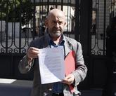 Bonifacio Sánchez, de la Asociación para la Recuperación de la...