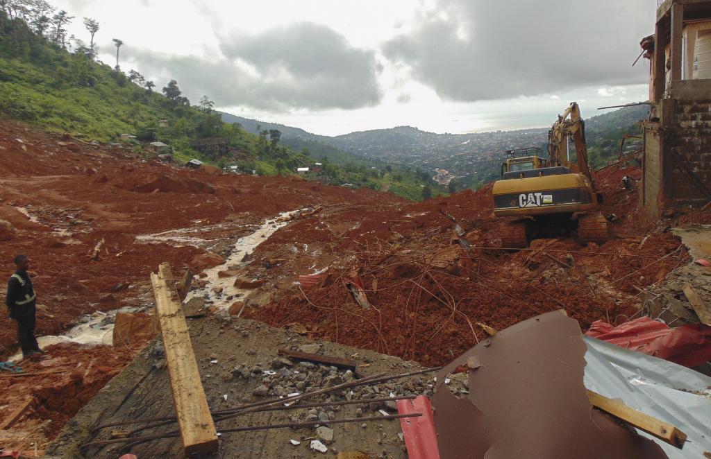 Es uno de los peores desastres naturales que se han vivido en los últimos años en el continente