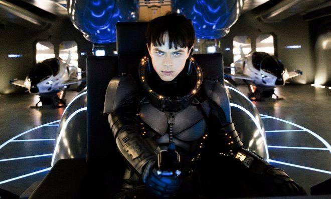 Fotograma de la película 'Valérian y la ciudad de los mil planetas'.