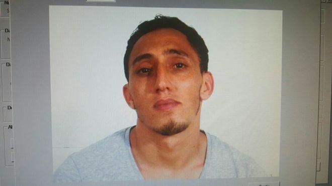 Driss Oukabir, marroquí detenido en Ripoll en relación con el...