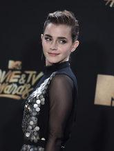 La actriz es un referente del feminismo y la moda. Watson (27) se...