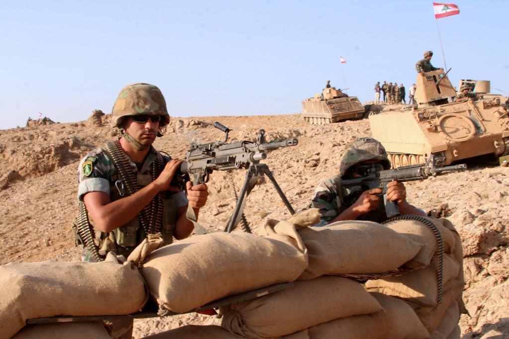 Ejército libanés anuncia el inicio de una ofensiva para expulsar al IS
