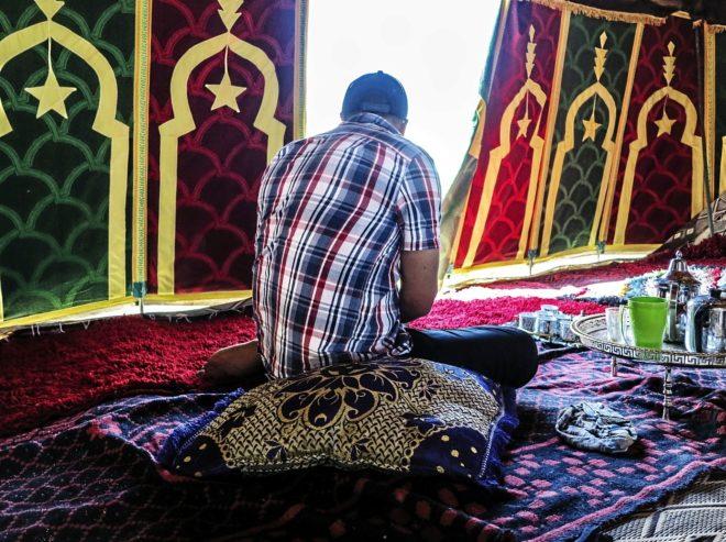 Said Oukabir, padre de Moussa (abatido en Cambrils) y Driss (detenido...
