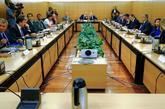 El ministro del Interior, Juan Ignacio Zoido, preside hoy la reunión...