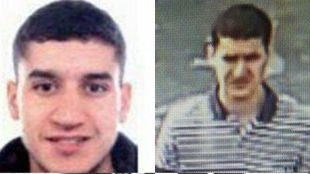 Younes Abauyaaqoub, presunto conductor de la furgoneta del atropello...