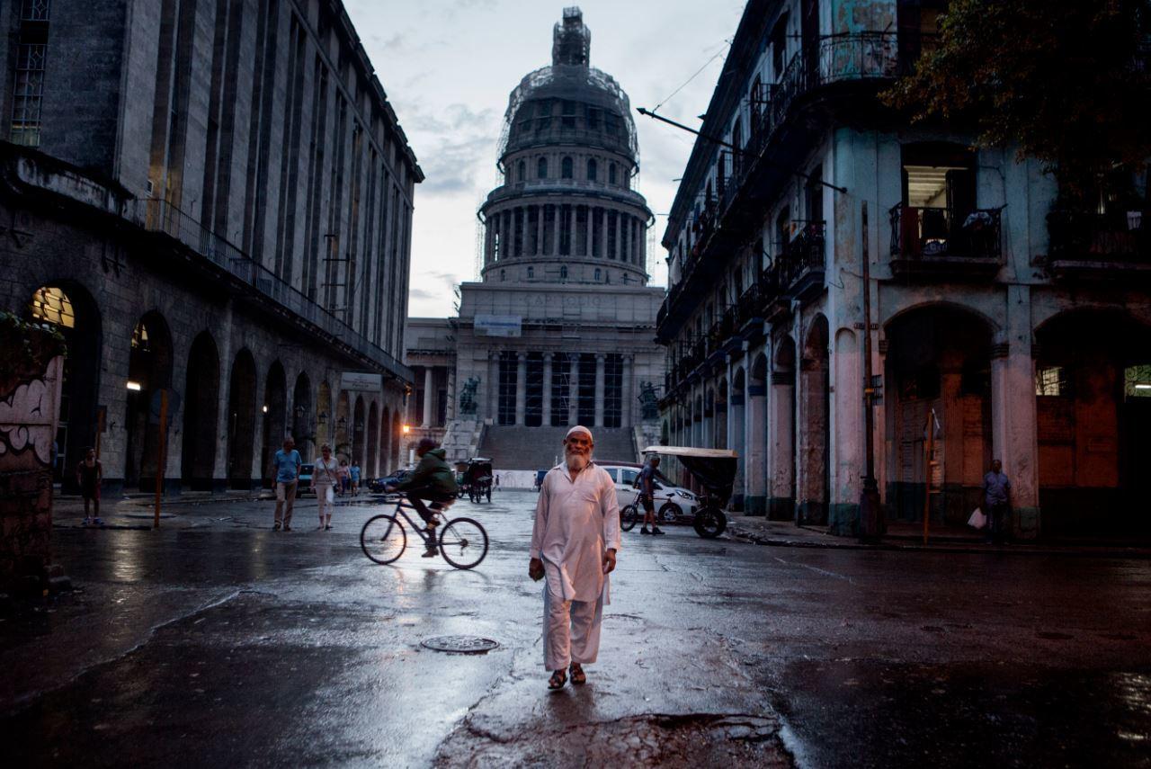 Cuba es el último país del mundo donde el Islam ha logrado...