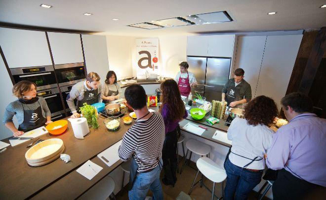 Chef en los ratos libres los mejores cursos de cocina for Cursos de cocina madrid