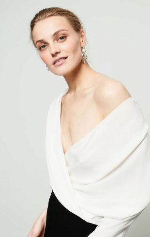 Blusa de Carolina Herrera