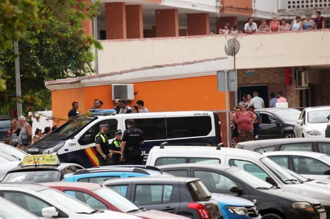 Un joven muere apu alado en algeciras y la polic a detiene - Policia nacional algeciras ...
