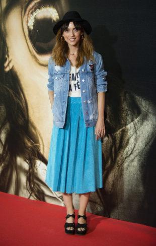 Copia el 'look cowgirl' de Leticia Dolera
