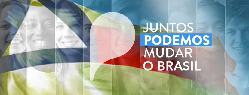 Imagen de Podemos Brasil.