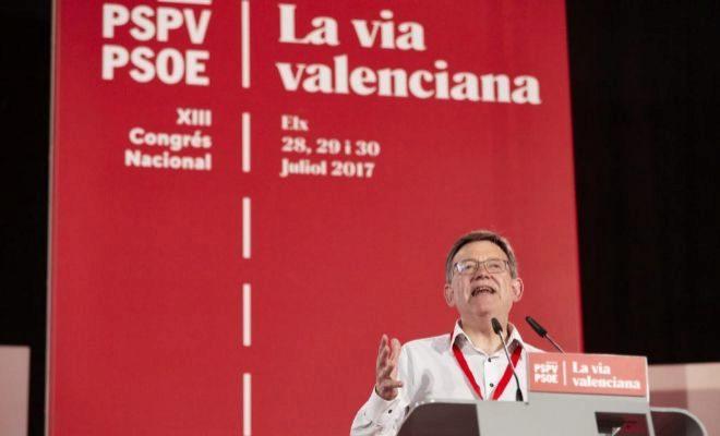 La renovada ejecutiva del PSPV prepara la hoja de ruta del nuevo ...