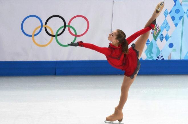 el patinaje artistico es un deporte olimpico