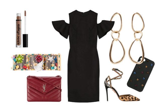 Del 'look' Dress' Viernes Moda Mundo Black El 'little xf16dw6q