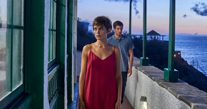 Fotograma de la película 'La niebla y la doncella'.