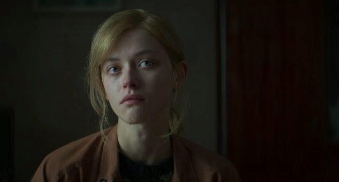Fotograma de la película 'Rehenes'.