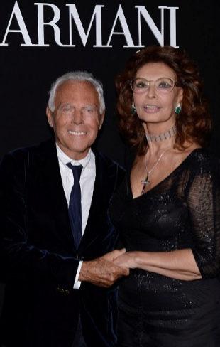 Sophia Loren VS  Monica Bellucci - Sopfia se ha convertido en musa de...