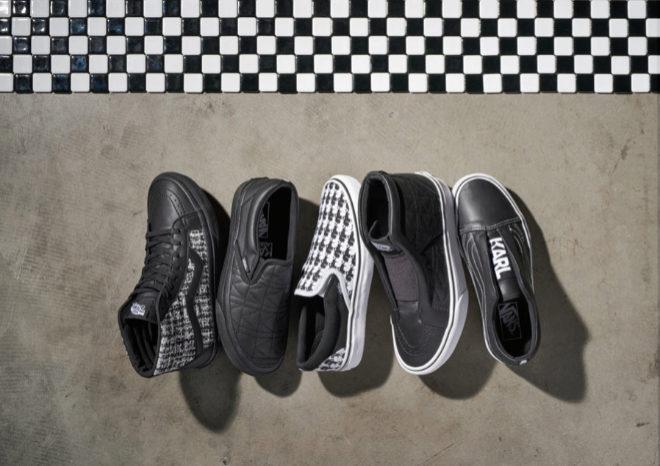 09a068b1a Todas las prendas de la colección Vans x Karl Lagerfeld