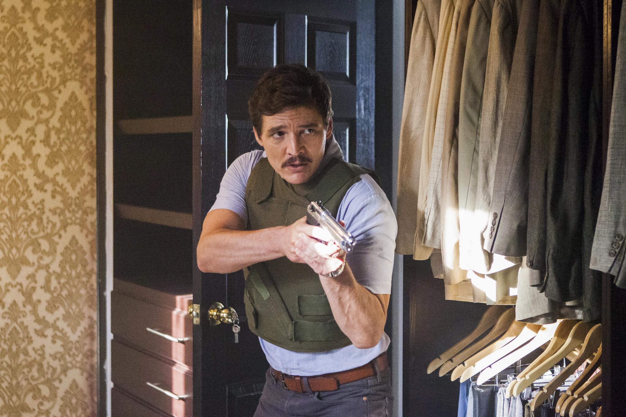 Pablo Escobar, ¿un principante?