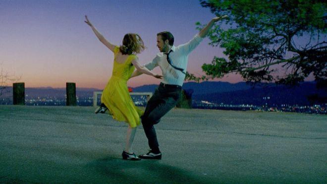 Fotograma de la película 'La la land', dirigida por Damien Chazelle.