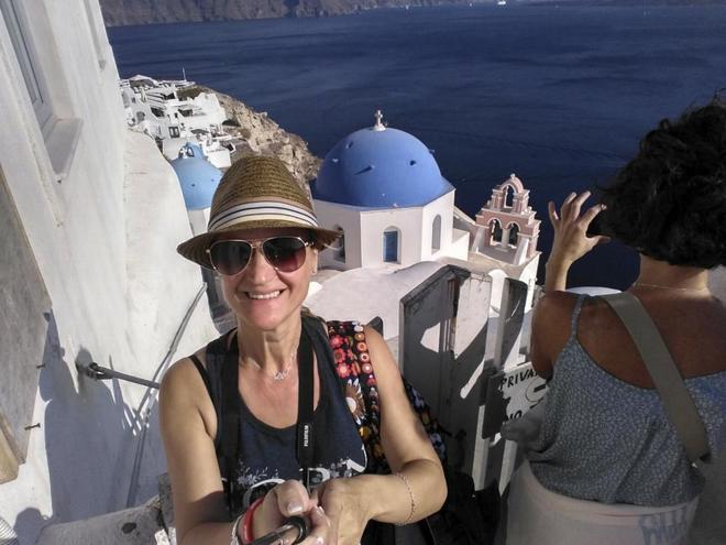 67a84511cd70 Aumentan los viajeros solitarios: cada vez son más, especialmente mujeres,  y con menos complejos | Sociedad Home | EL MUNDO