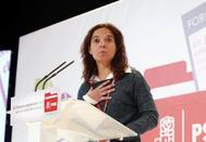 La actual secretaria general del PSOE-M, opta a la reelección.
