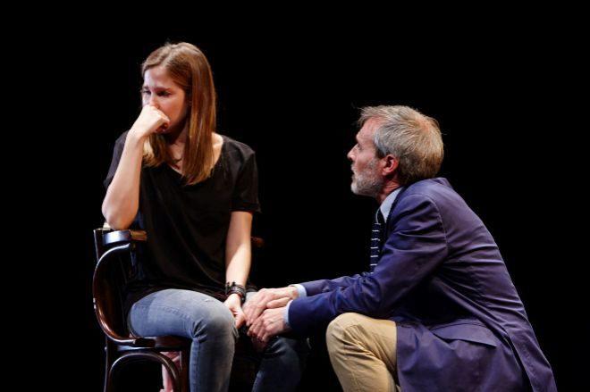Natalia Sánchez y Fernando Guillén Cuervo.