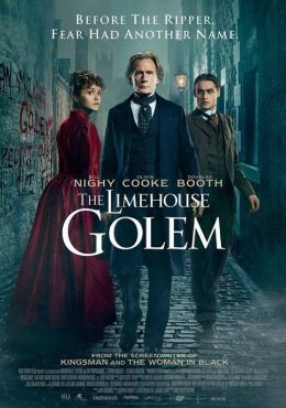 Cartel de 'The Limehouse Golem'.