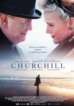 Cartel de 'Churchill'.