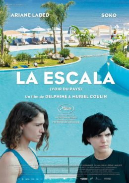 Cartel de 'La escala'.