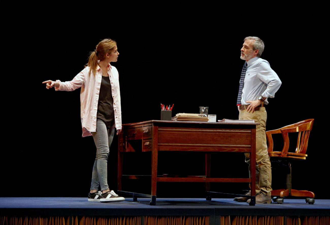 Teatro Bellas Artes. Director: Luis Luque. Intérpretes:  Fernando...