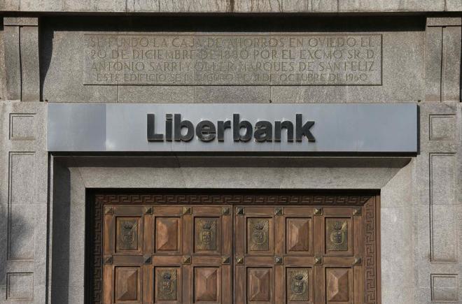 Liberbank cede a la presi n regulatoria y ampliar capital for Oficinas banco santander oviedo