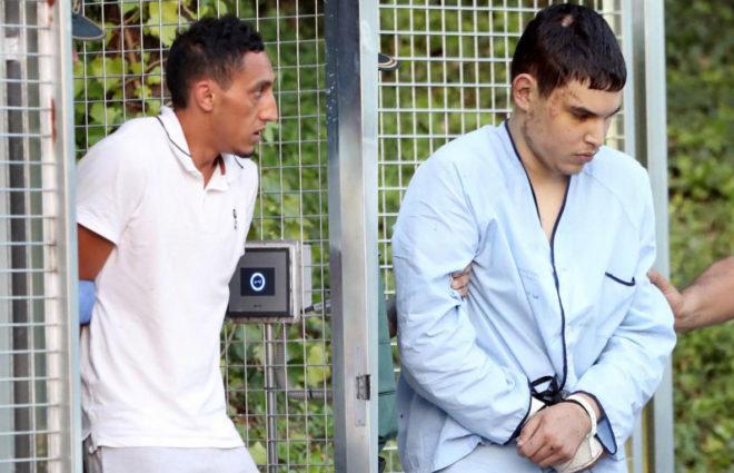 Driss Oukabir y Mohamed Houli, los dos detenidos por los atentados que...