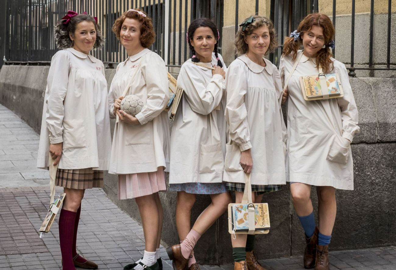 Teatro Marquina. Intérpretes: Nuria González, Mariola Fuentes,...