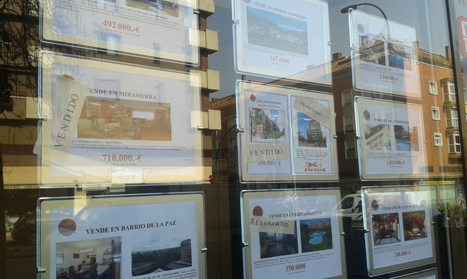 Las plataformas digitales tambi n irrumpen en el negocio for Agencia inmobiliaria