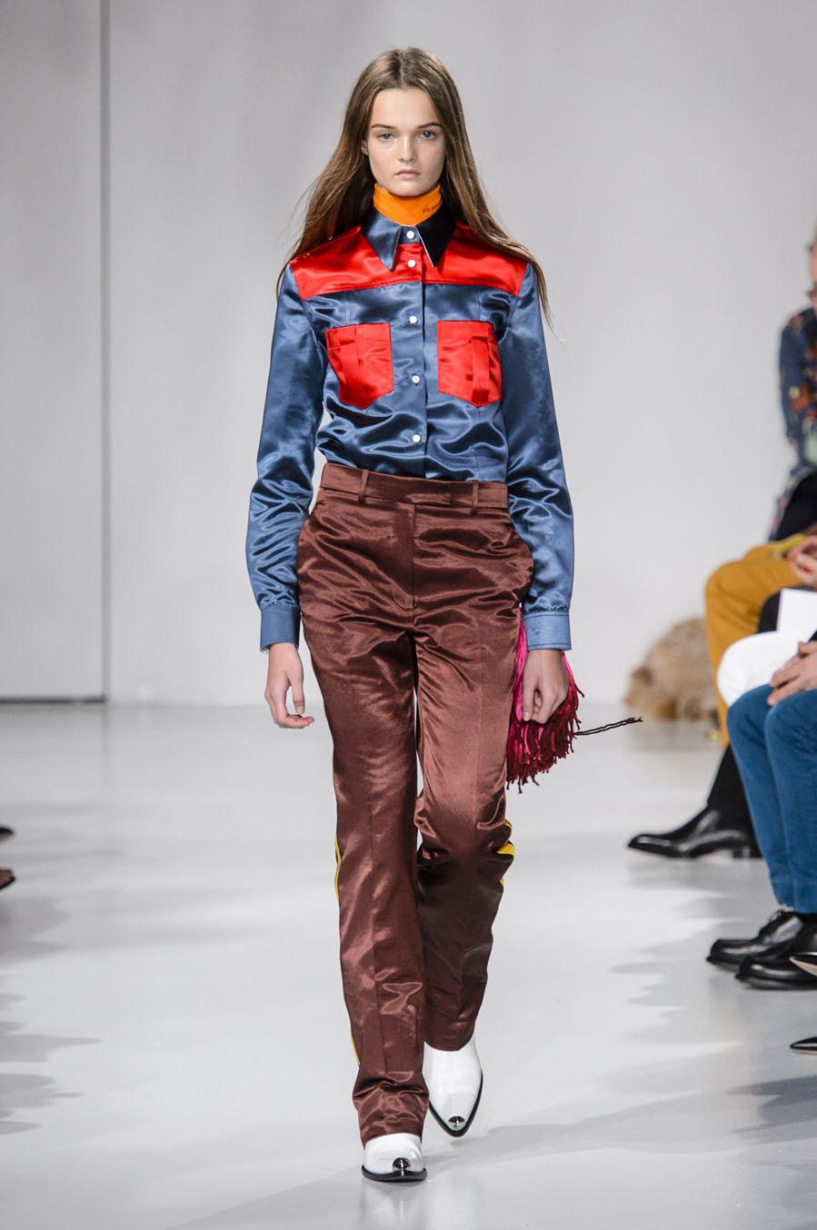 Calvin Klein - Primavera-Verano 2018