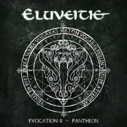Portada de 'Evocation II: Pantheon.