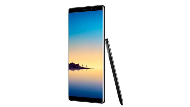 El Samsung Galaxy Note 9 se deja ver antes de su anuncio oficial