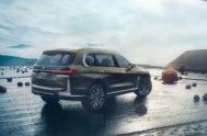 Concept X7 iPerformance: anticipo del SUV más grande de BMW