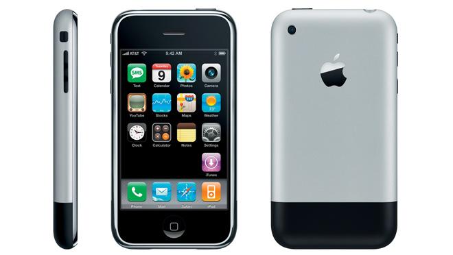 82a8676375e iPhone 8: Los 10 años del iPhone, teléfono a teléfono   EL MUNDO