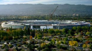Apple Park, nueva sede y platillo volante