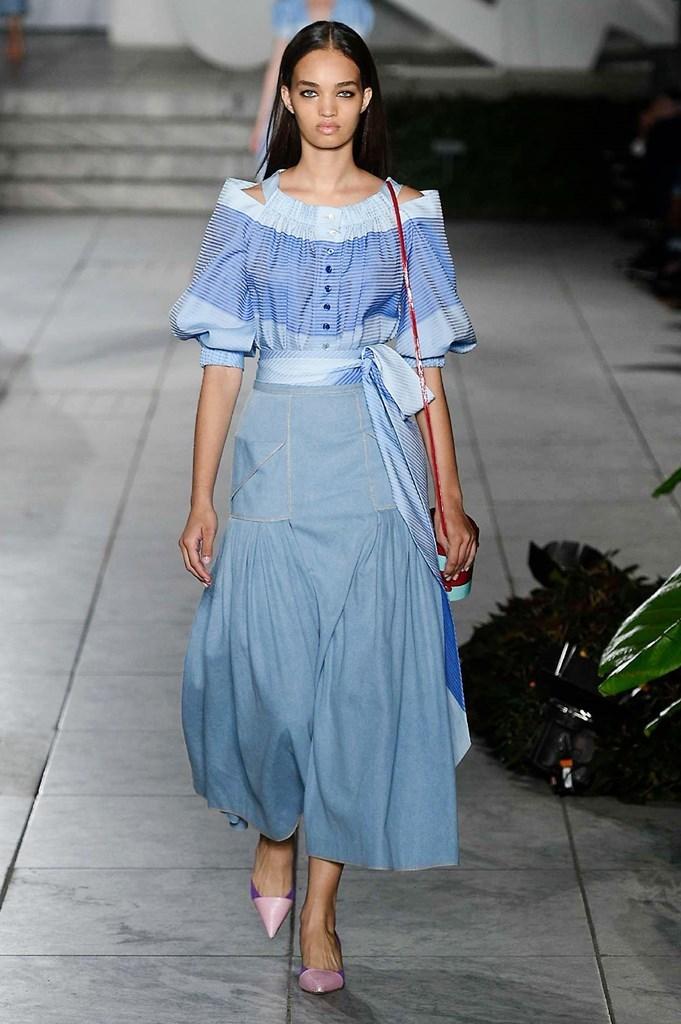 Fashion Week  A New York