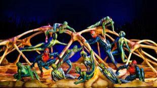 Circo del Sol y Robert LePage: érase una vez el hombre
