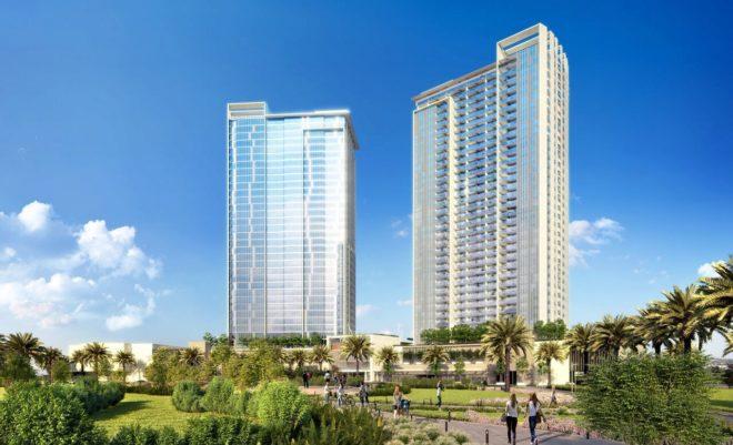 La primera promoción de viviendas del mundo que se venderá en bitcoins está en Dubai