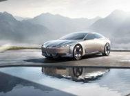 BMW i Vision Dynamics: coupé de cuatro puertas con 600 km de autonomía